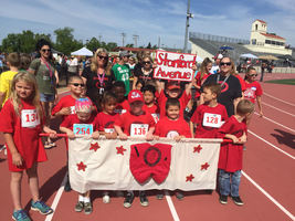 Special Olympics - Stanford Avenue