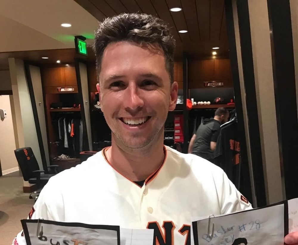 San Francisco Giants help OCESD students with their steam project!