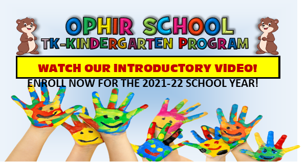 Ophir TK-Kindergarten Video