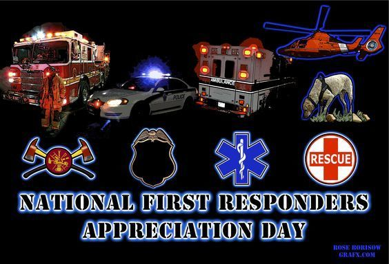 Thank you to our First Responders!