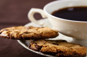 Coffee & Cookies with Capshew