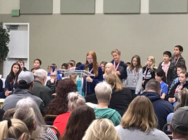 OCESD Students Compete in the Butte County Spelling Bee