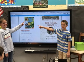 NEWLINE INTERACTIVE SCREENS COME TO OROVILLE CITY ELEMENTARY SCHOOLS!