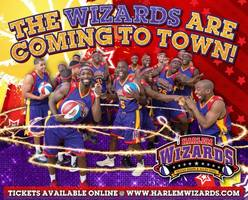 Harlem Wizards vs Oroville Gold Stars