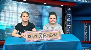 OCESD students make their own news!