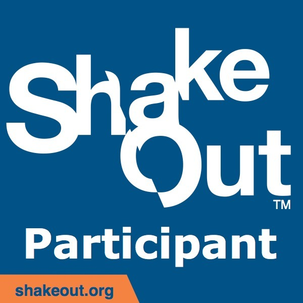 Shake Out Participant