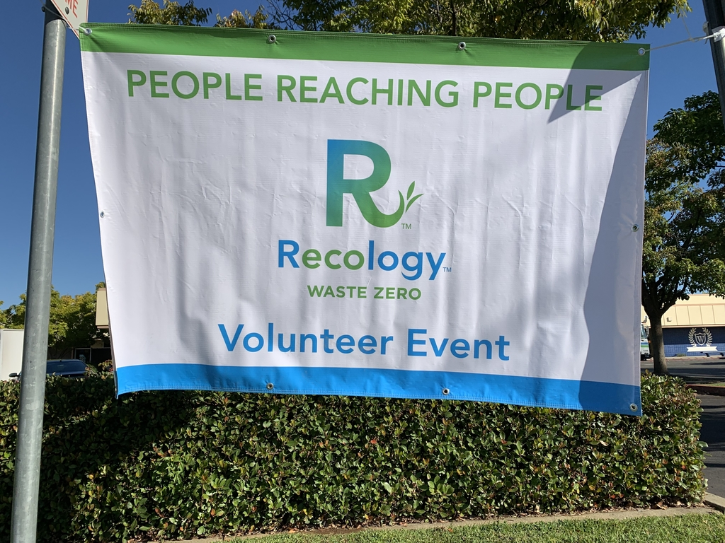 Thanks Recology for supporting Wyandotte Academy!