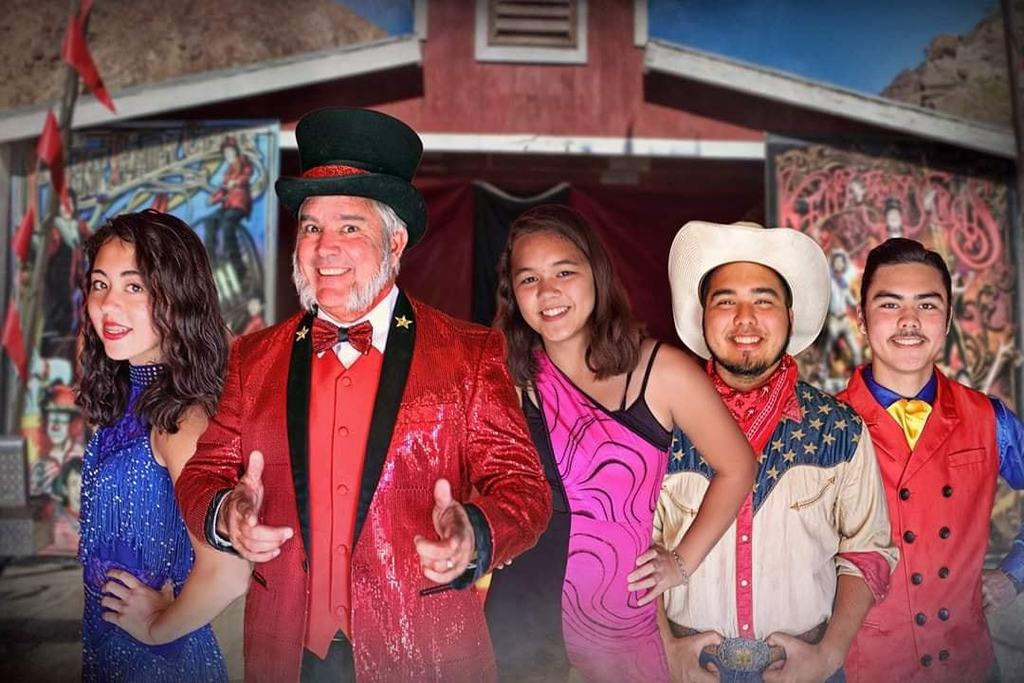 Kent Family Magic Circus