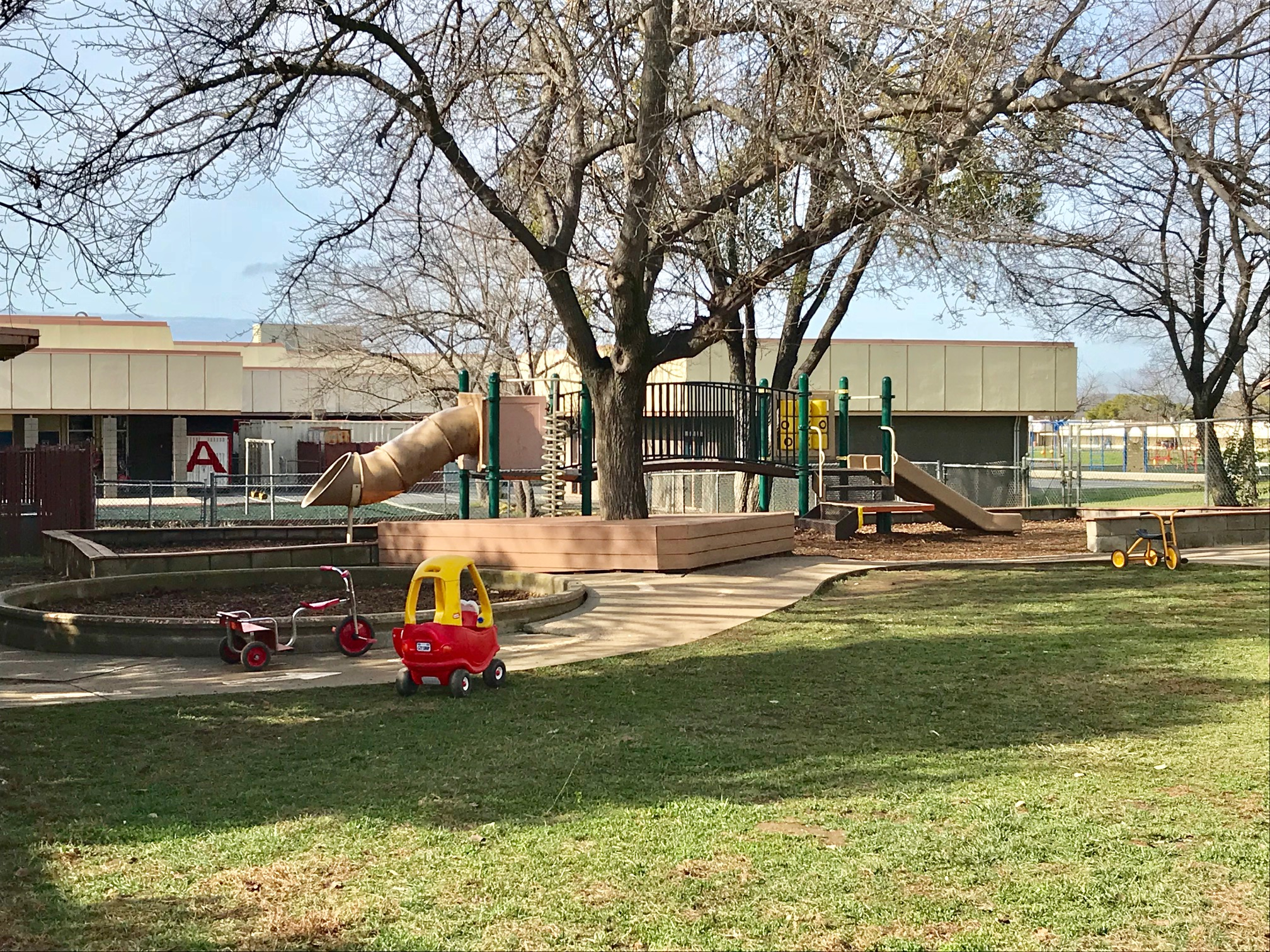 Playground at SDO
