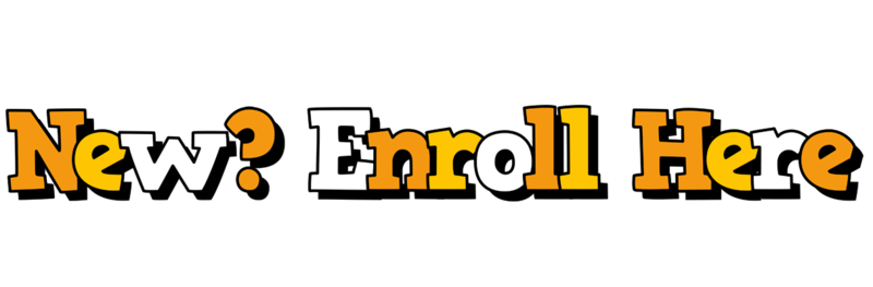 New? Enroll Here